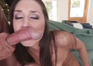 Casting creampie surprise